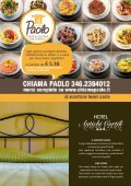 menu completo - HOTEL ANTICHI CORTILI - Page 2