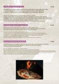 menu completo - HOTEL ANTICHI CORTILI - Page 4