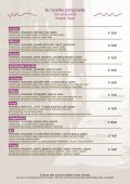 menu completo - HOTEL ANTICHI CORTILI - Page 6