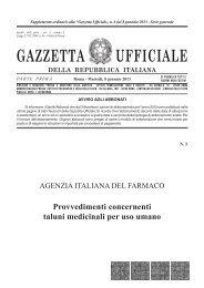 n. 6 del 8-1-2013 - Gazzetta Ufficiale