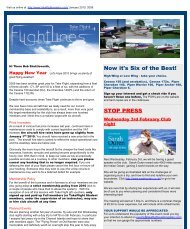 January 2010 (pdf) - Take Flight Aviation Limited