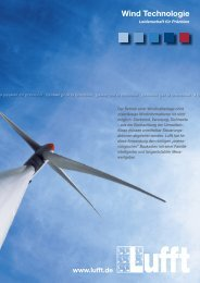 Windsensor - Lufft GmbH