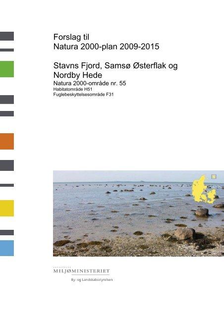 55 Stavns Fjord, Samsø Østerflak og Nordby Hede - Naturstyrelsen