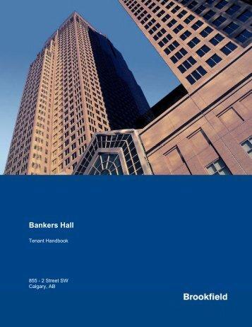 Bankers Hall - Brookfield Properties