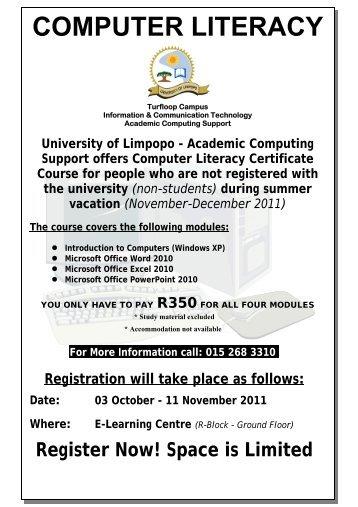 view full invite - University of Limpopo
