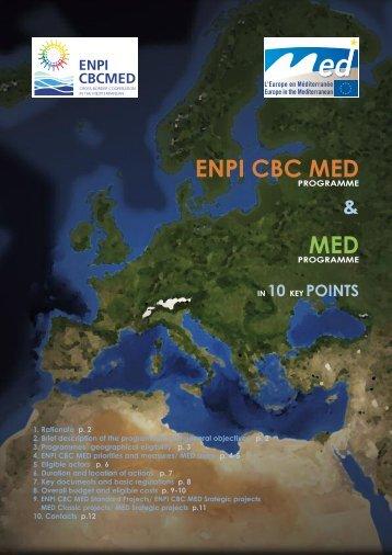 MED - ENPI - Programme Med