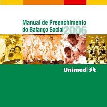 Manual de Instruções - Unimed do Brasil