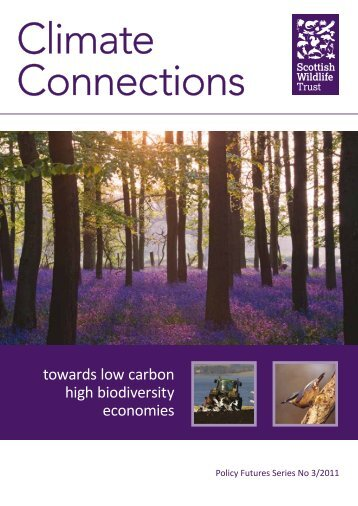 Climate Connections - Scottish Wildlife Trust