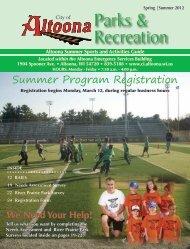 Parks & Recreation - School District of Altoona