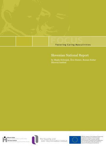 Slovenian National Report