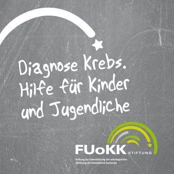 FuoKK - Förderverein zur Unterstützung der onkologischen Abteilung der Kinderklinik Karlsruhe