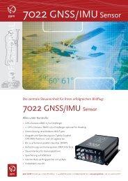 7022GNSS/IMUSensor - ppm GmbH