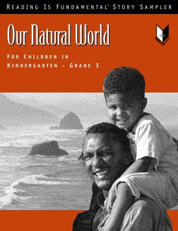 Our Natural World Story Sampler - Reading Is Fundamental