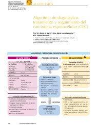 Algoritmo de diagnóstico, tratamiento y seguimiento del carcinoma ...