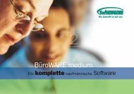 BüroWARE medium - Ms-solutions-it.de