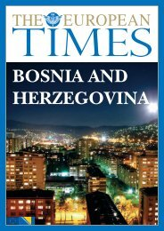 Download Bosnia and Herzegovina Report - The European Times