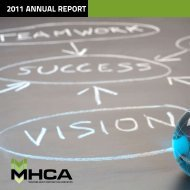 2011 annual report - Manitoba Heavy Construction Association