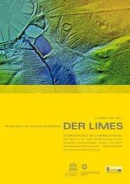 Liebe Leserin, lieber Leser - Deutsche Limeskommission
