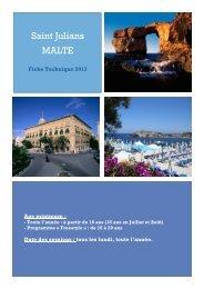 Séjours Linguistiques Malte - ISPA