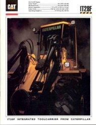 Cat 31161' Engine - Cesco Used Equipment