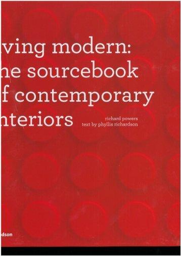 ving modern: e sourcebook f contemporary
