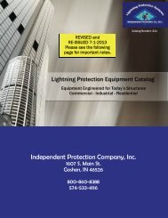 Download the Catalog (PDF) - Independent Protection Company, Inc.