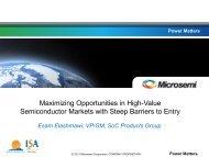 Power Matters - india electronics & semiconductor association