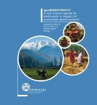 The Science Plan and Implementation Strategy - Global Invasive ...