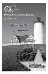 Lighting the Way - Oley Foundation