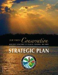 MDWFP Strategic Plan