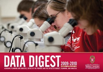 Data Digest 2009-2010 - Academic Planning and Institutional ...