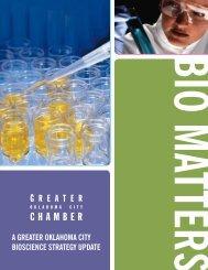 BIO MATTERS - Greater Oklahoma City Economic Development