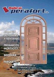 puertas de calle - Reformas y Rehabilitaciones
