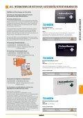 Erste-Hilfe-Ausrüstungen BBB-Katalog - Page 3