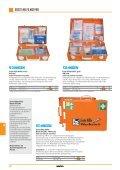 Erste-Hilfe-Ausrüstungen BBB-Katalog - Page 4