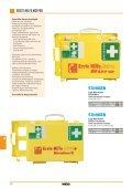 Erste-Hilfe-Ausrüstungen BBB-Katalog - Page 6