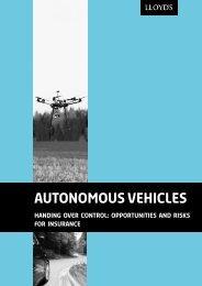 autonomous vehicles final