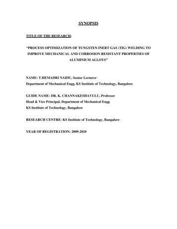 t.hemadri naidu - Research @ VTU