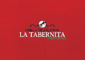 La Tabernita Menu