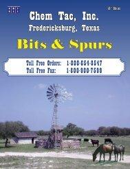 Bits & Spurs - Chem Tac, Inc.