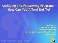 Presentation - PBS