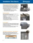 Damper Conveniences and Features - Greenheck - Page 4