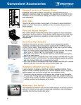 Damper Conveniences and Features - Greenheck - Page 6