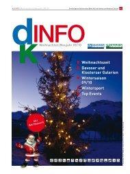 Weihnachtszeit Davoser und Klosterser Galerien Wintersaison 09 ...