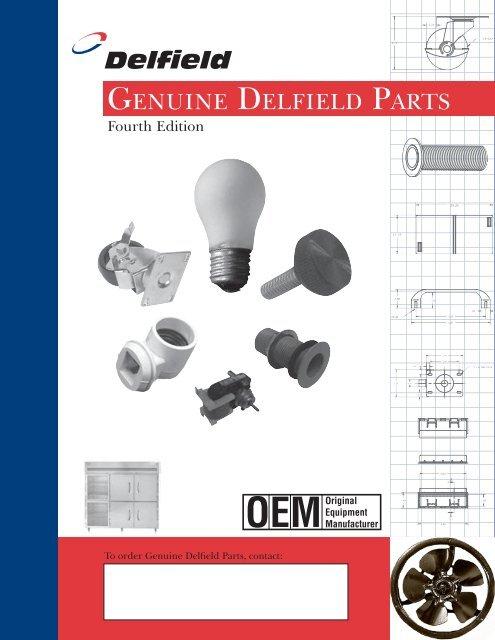 [NRIO_4796]   Delfield Parts Catalog | Mcii Delfield Freezer Wire Diagram |  | Yumpu