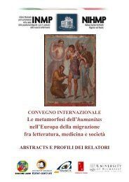 Abstract CV Humanitas migrante.pdf - Inmp