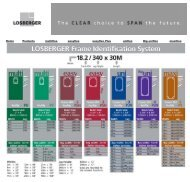 Losberger US - The World Leader in Clear Span Tent ... - JBMabb