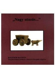 ás... - MTA Régészeti Intézet - Magyar Tudományos Akadémia