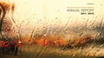 Annual Report for 2011 - 2012 - Clark County Regional Flood ...
