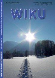 Ausgabe 415 - wiku-online.at